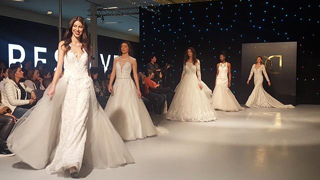 Modna revija vrhunac 12. Wedding Expoa u Westgateu